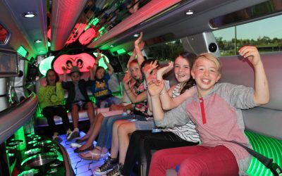 Limo Hire Melbourne – Children's Party